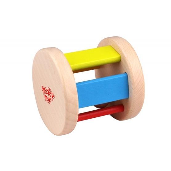 Tooky Toy - Skallra Leksak I Trä Tooky Toy
