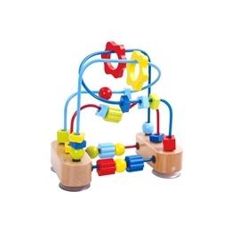 Tooky Toy - Kulbana Med Geometriska Former