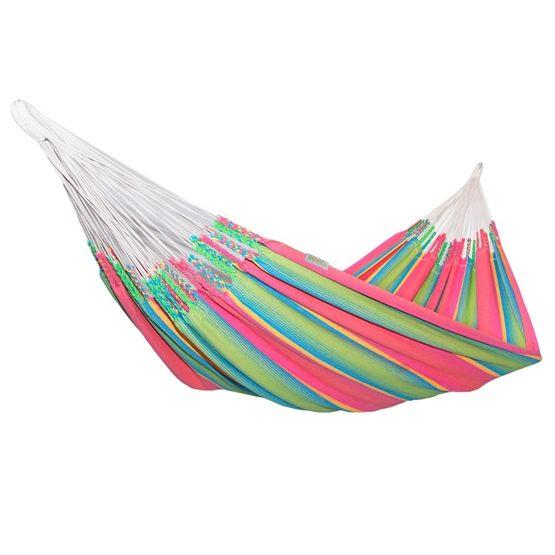 Hamaca - Raya familje-hängmatta - Rainbow
