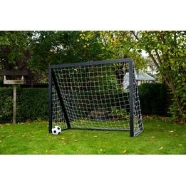 Homegoal - Fotbollsmål - Pro Senior 200x160cm - Svart