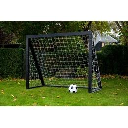 Homegoal - Fotbollsmål - Pro Junior 175x140cm - Svart