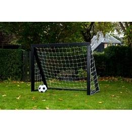 Homegoal - Fotbollsmål - Pro Mini 150x120cm - Svart