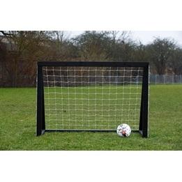 Homegoal - Fotbollsmål - Pro Micro 125x100cm - Svart