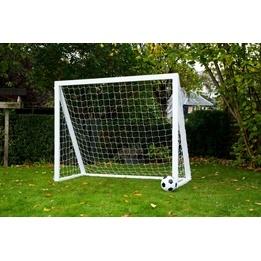 Homegoal - Fotbollsmål - Pro Senior 200x160cm - Vit