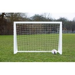 Homegoal - Fotbollsmål - Pro Junior 175x140cm - Vit