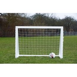 Homegoal - Fotbollsmål - Pro Mini 150x120cm - Vit