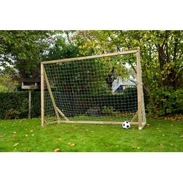 Homegoal - Fotbollsmål - Classic XL 300x200cm - Natur
