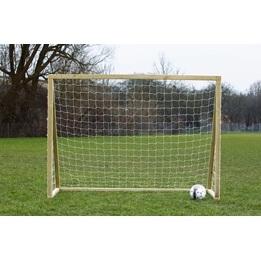 Homegoal - Fotbollsmål - Classic Senior 200x160cm - Natur