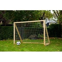 Homegoal - Fotbollsmål - Classic Junior 175x140cm - Natur