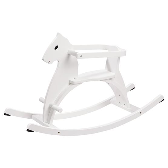 Howa - Gunghäst - Rocking Horse - White