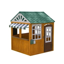 Kidkraft - Lekstuga - Garden View Outdoor Playhouse