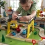 Kidkraft - Aktivitetsbord - My Own City Vehicle and Activity Table
