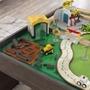 Kidkraft - Aktivitetsbord - My Own City Vehicle and Activity Table