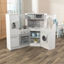 Kidkraft - Barnkök - Ultimate Play Kitchen - Vit