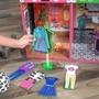 Kidkraft - Dockskåp - Brooklyn'S Loft Dollhouse