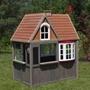 Kidkraft - Lekstuga - Greystone Cottage Playhouse with EZ Kraft Assembly