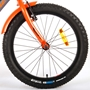 Barncykel Volare Rocky 20 tum (Svart/Orange)