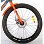 Barncykel Volare Rocky 24 tum Nexus 3 (Svart/Orange)