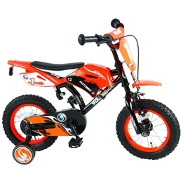 "Volare - Motorbike 12"" 95% Orange"
