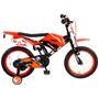 """Volare - Motorbike 16"""" 95% Orange"""