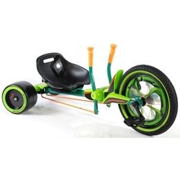Volare Trift Bike Green Machine 16 tum (Grön)