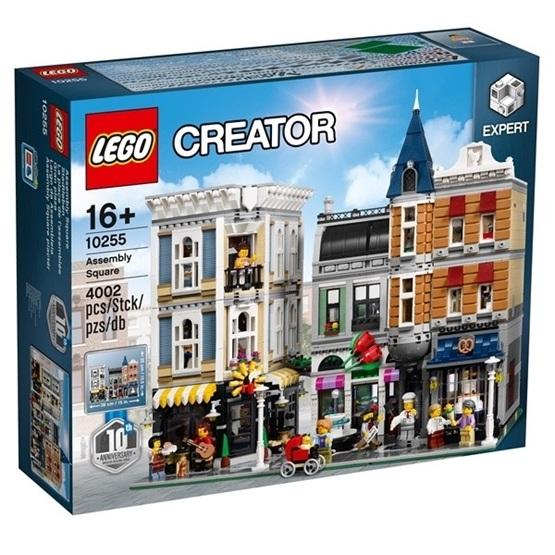 LEGO Creator Expert 10255, Stora torget