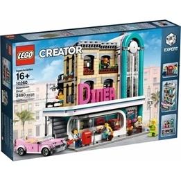 LEGO Creator Expert 10260, Restaurang i stan