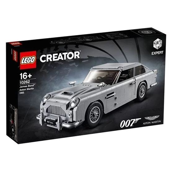 LEGO Creator Expert 10262 - James Bond - Aston Martin DB5