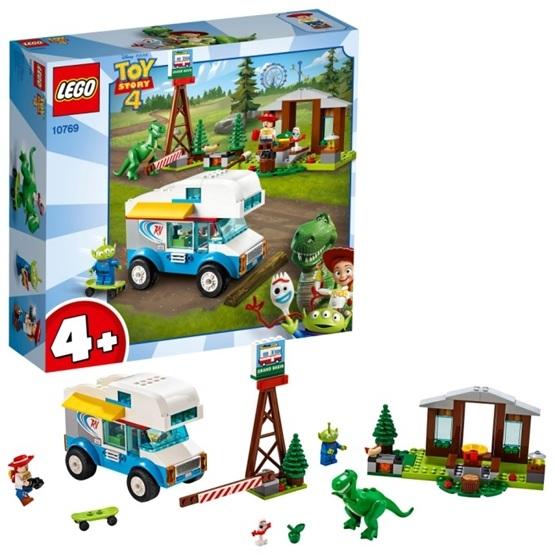 LEGO Toy Story 10769 - Toy Story 4 Husbilssemester