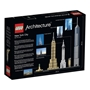 LEGO Architecture 21028, New York City