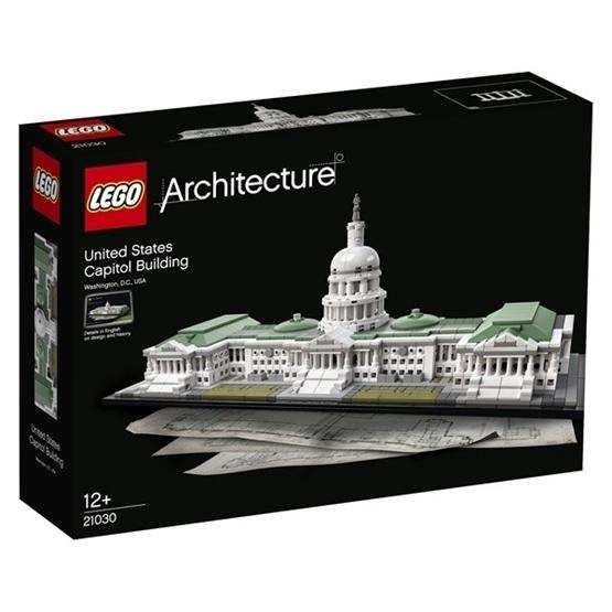 LEGO Architecture 21030 - Kapitolium