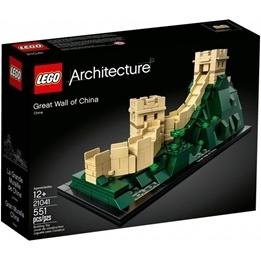 LEGO Architecture 21041, Kinesiska muren