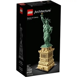 LEGO Architecture 21042, Frihetsgudinnan