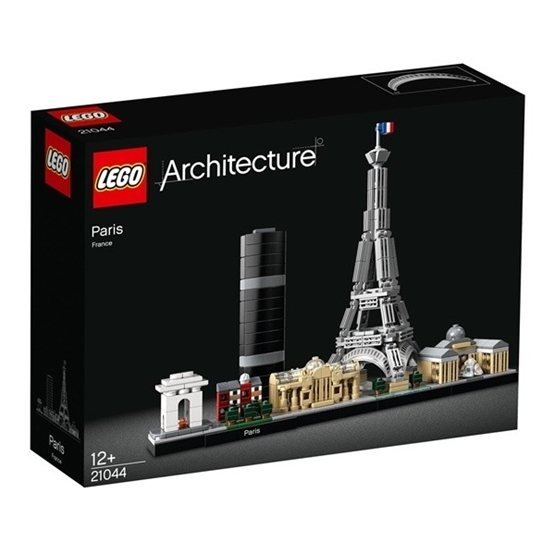 LEGO Architecture 21044 - Paris
