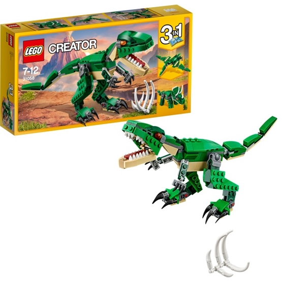LEGO Creator - Mäktiga dinosaurier 31058