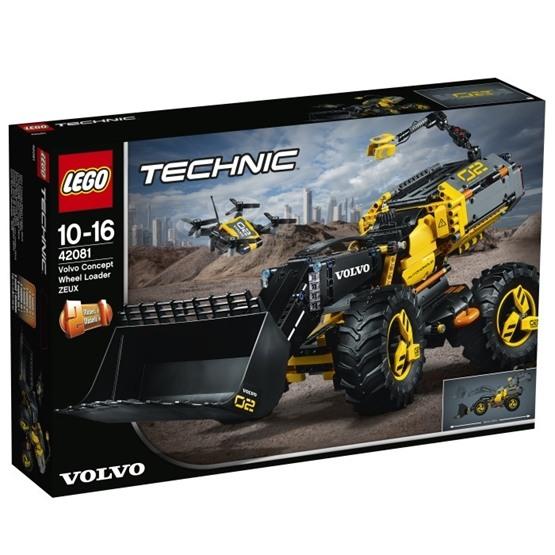 LEGO Technic - Volvo hjullastare ZEUX 42081
