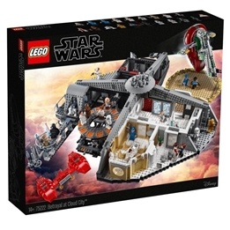LEGO Star Wars 75222 - Betrayal at Cloud City