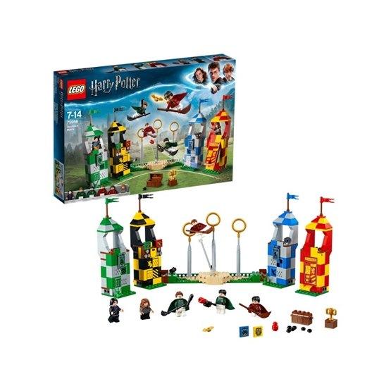 LEGO Harry Potter 75956 - Quidditchmatch