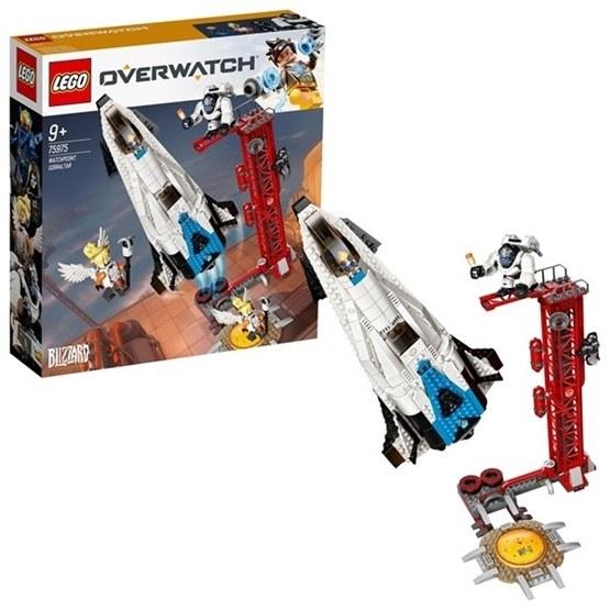 LEGO Overwatch 75975 - Watchpoint: Gibraltar