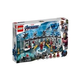 LEGO Super Heroes 76125 - Iron Mans Rustningskammare