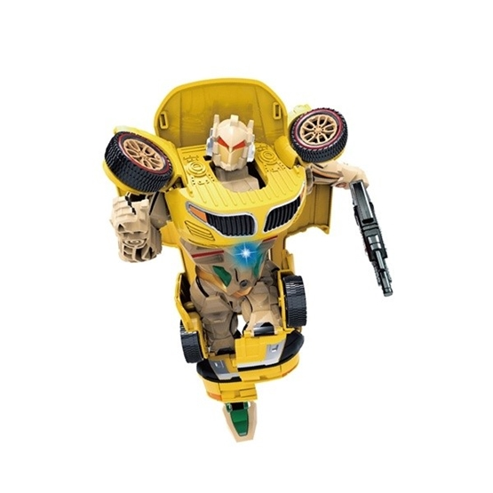 Transformer Carbot Large, gul