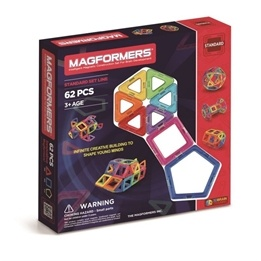 Magformers Standard 62-pack