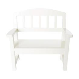 Maileg, Wooden Bench, Off White
