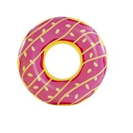 Badring Flytande Donut (Rosa)