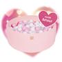 Meow Baby - Bollhav Amor Med 250 bollar - Rosa - 30 Cm