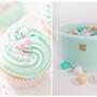 Meow Baby - Bollhav - Cupcake - 40 Cm