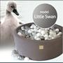 Meow Baby - Bollhav - Little Swan - 40 Cm