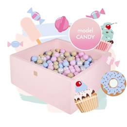 Meow Baby - Candy  Med 300 bollar