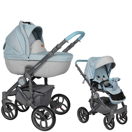 Baby Merc - Bebello 2 In 1 - Färg 110A