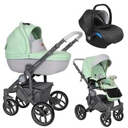 Baby Merc - Bebello 3 In 1 - Färg 111A